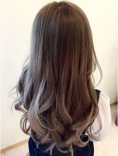 リミックス ヘアー(RE MIX HAIR) 寒色ベージュ系ダブルカラー