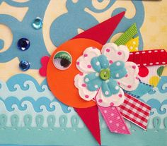 fish embellishment how-to