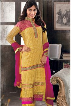 Get newest combination funky and traditional colour....