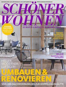 Hochwertig SCHÖNER WOHNEN #9/2015 Cover Kuchen, Arbeitsplatte Küche, Zeitschriften,  Zuhause,