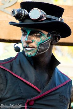 Rabbit from Steam Powered Giraffe    seriously one of my favorite bands ever!!! if you haven't heard of them go look them up, you won't be sorry!!!