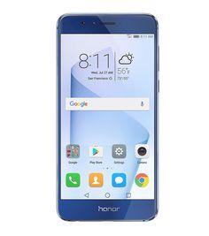 Amazon.com: Huawei Honor 8 Unlocked Smartphone 32 GB Dual Camera - US Warranty (Sapphire Blue): Cell Phones & Accessories