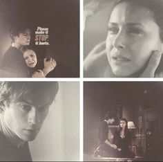 Elena and Damon.  4x15