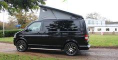2012 12 Reg Volkswagen Transporter T5 140 PS 6 Speed with Brand New Camper Van Conversion & Air Con