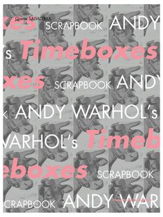 Andy Warhol's Timeboxes by ACC Distribution
