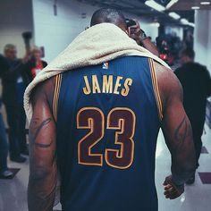 Rise to the moment. #createyourluck lebron James