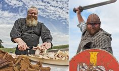 The chef who plans to revive Viking food -Venison with mead, haunches of boar and the occasional bowl of RISOTTO: The surprisingly tasty treats enjoyed by the Vikings revealed- VENISON WITH MEAD AND MUSHROOMS; BAKED BABY BEETROOTS; SWEETHEART CABBAGE SALAD