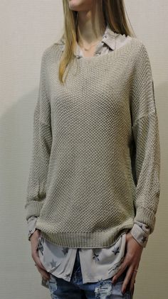 Spring Collection, Pullover, Sweaters, Fashion, Moda, Fashion Styles, Sweater, Fashion Illustrations, Sweatshirts