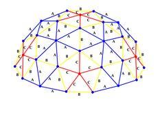 3v 3/8 Geodesic Dome Calculator