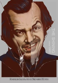 The Shining by Aleksander Walijewski - Home of the Alternative Movie Poster -AMP-