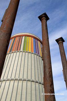 MUSI Museo de la Siderurgia. Museos Asturias. [Más info] http://www.desdeasturias.com/museo-de-la-siderurgia-musi/