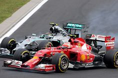 Mercedes F1 team boosted by changes at Ferrari, Red Bull, McLaren