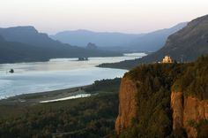 Crown Point, Oregon- definitely one of the most beautiful things I have ever seen in person.