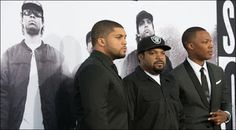 'Straight Outta Compton' Reigns At N. American Box...