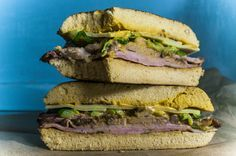 Paleo Chino Sandwich made with Otto's Naturals Cassava Flour | Between Two Forks