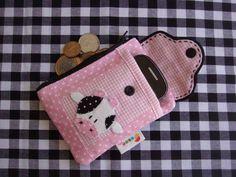 Porta-celular + Porta-moedas + Porta-cartão. Tudo em 1 só ! R$ 30,00