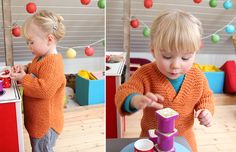 Easy-Peasy-Sweater - Pickles Totally making this for nugget!
