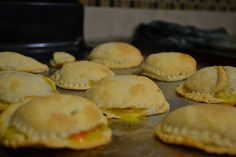 Hand Pies - Savory on Pinterest | Hand Pies, Empanadas and Beef Pies