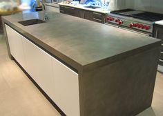 Custom Concrete Countertops - Concrete - Trueform Concrete
