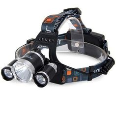 King of Headlamp - Military Use Tactical Headlamp - Outdoor Must Have
