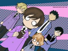 ouran highschool host club - Google Search