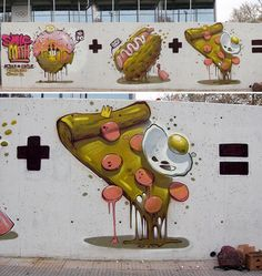 Walls 2012 by Georgi Dimitrov - Erase, via Behance