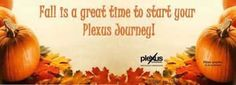 Fall is the perfect time to start Plexus  help level your blood sugar levels to curb sugar cravings cold and flu season upon us - boost your immune system have the energy you need with the time change and busy schedules and holiday parties coming up football means beer and chicken wings holiday foods are so good- but so many carbs  colder weather leave you hurting  want to manage your weight before,during and after the holidays  Can you relate? lets get you feeling your best