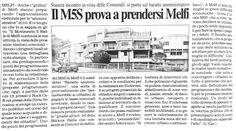 Il M5S prova a prendersi Melfi