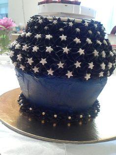 star wars giant cupcake