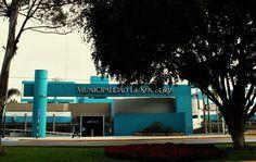La hermosa Municipalidad de San Borja, Como ha crecido :')