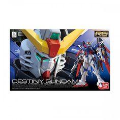 RG Gundam SEED Destiny 1/144 ZGMF-X42S Destiny Gundam  RG Gundam SEED Destiny 1/144 ZGMF-X42S Destiny Gundam ...