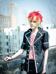 Shura Kirigakure [GenderBender] | Ao no Exorcist/ Blue Exorcist | Cosplayer: KIDO 薄荷 [WorldCosplay] | I don't own anything!