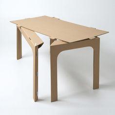Image result for table cardboard