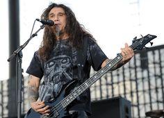 Tom Araya Photo - The Big 4 - Metallica. Slayer. Megadeth. Anthrax.