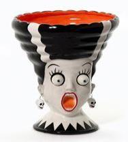 Bride of Frankenstein Candy Bowl