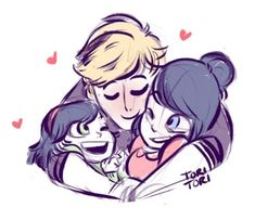 Image uploaded by Find images and videos about love, ladybug and Chat Noir on We Heart It - the app to get lost in what you love. Ladybug And Cat Noir, Ladybug Comics, Miraclous Ladybug, Anime Miraculous Ladybug, Miraculous Ladybug Fanfiction, Lady Bug, Thomas Astruc, Photo Manga, Tori Tori