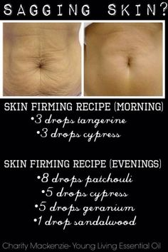 Is sagging skin a problem for you? Then try using these Essential oils to see a…