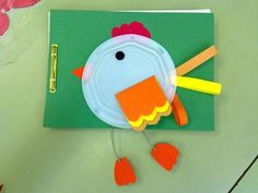 Pollito Tapas, Origami, Album, Art School, Arts And Crafts, Ideas Para, Bunny, Illustrations, Animals