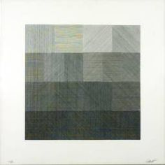 © The estate of Sol LeWitt no title  Composite Series (set of 5)  P07065  The Tate