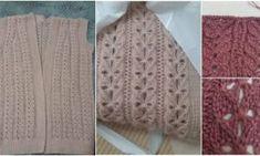 Üst Üste Kalpler Bayan Yeleği Örgü Modeli Yapılışı Origami, Knitting, Crochet, Fashion, Moda, Tricot, Fashion Styles, Breien, Origami Paper