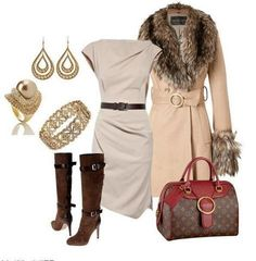 Lady outfit