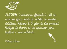 #aromaterapia #oleo_essencial biológico de alecrim @ www.circulobio.pt