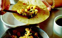 Our hometown of San Francisco doesn't seem to share Austin's affinity for the breakfast taco, but it's something every city should get on board with. Pledging allegiance to Texas, we serve these in flour tortillas, but corn tortillas would be equally good. Be sure to place a salsa picante like Tapatío or, as a nod [...]