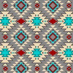 David Textiles Native Argyle Cotton 1-Yard Fabric Cut