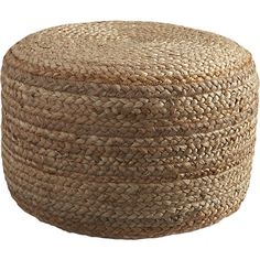 Layer in comfort. Great in any room, our poufs can be an accent piece, extra seating or an ottoman.