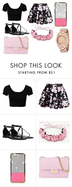 """""""Untitled #101"""" by bihesteves ❤ liked on Polyvore featuring Design Inverso and Michael Kors"""