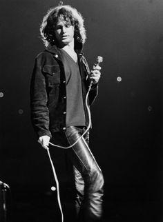 Jim Morrison, by Douglas Kent Hall