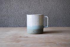 Blue and white mug Pawena Thimaporn pawenastudio.com