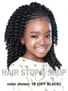 Top 60 All the Rage Looks with Long Box Braids - Hairstyles Trends Box Braids Hairstyles, Kids Crochet Hairstyles, Black Kids Hairstyles, French Braid Hairstyles, Kids Braided Hairstyles, Little Girl Hairstyles, Crochet Hair Styles, Teenage Hairstyles, Crochet Hair For Kids