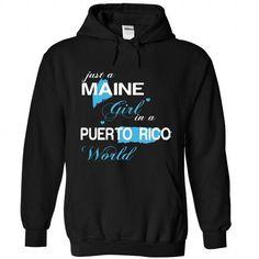 WorldBlue Maine-Puerto Rico Girl